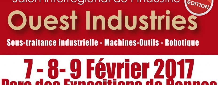 Salon Ouest Industries 2017